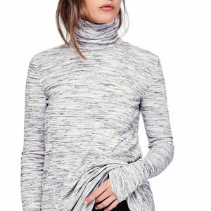 Free People Stonecold Long Sleeve Top